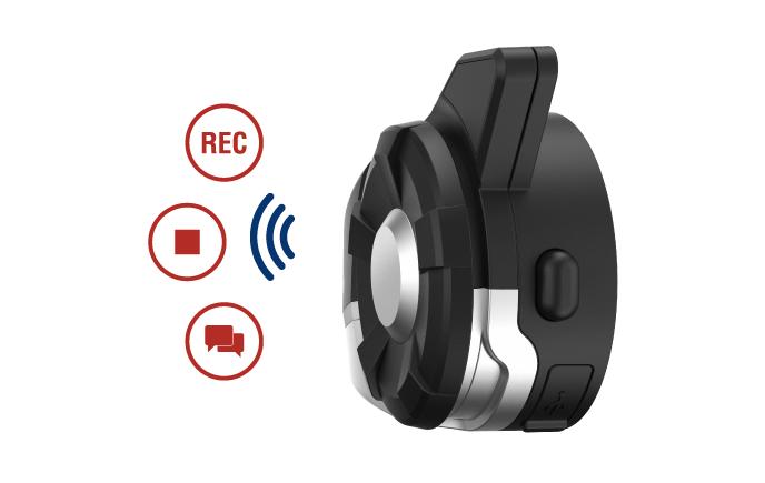 Prism Bluetooth Action Camera