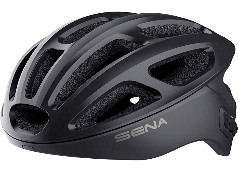 Sena R1 Smart Cycling Helmet Black