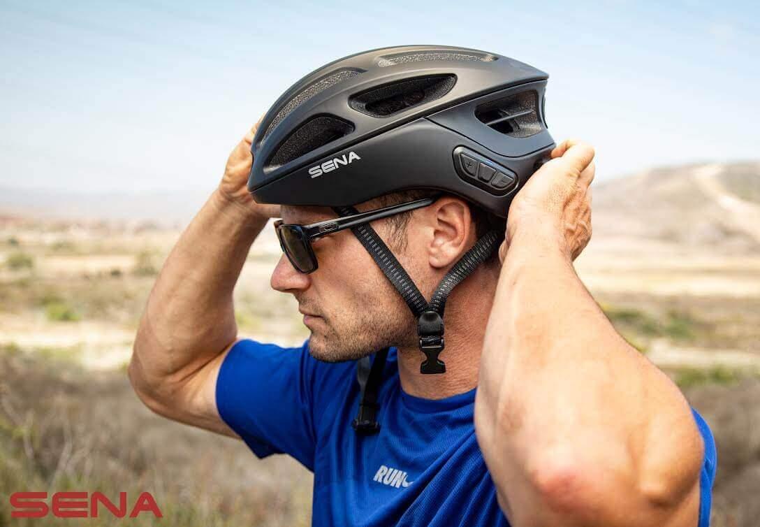 R1 Bluetooth Road Cycling Helmet
