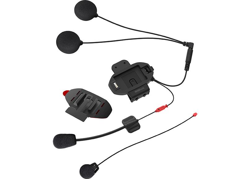 Helmklemset Accessoire voor SF1, SF2 en SF4