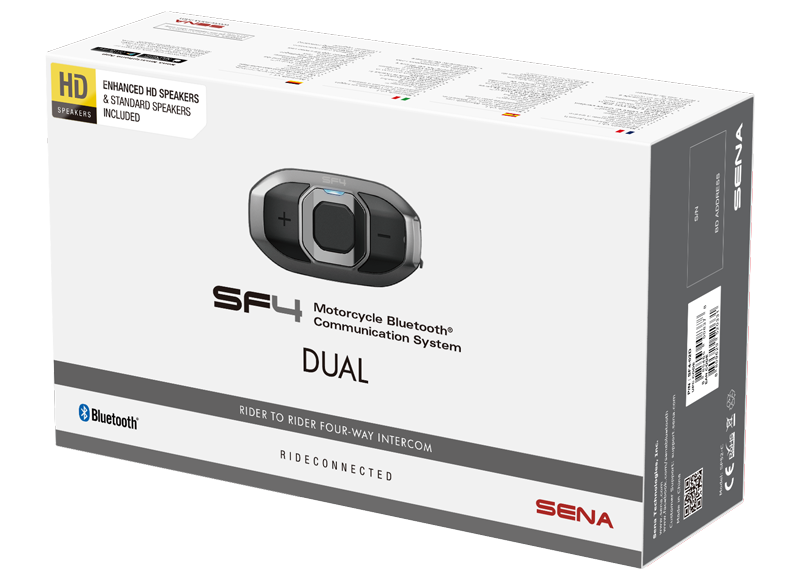 SF4 Dual Pack