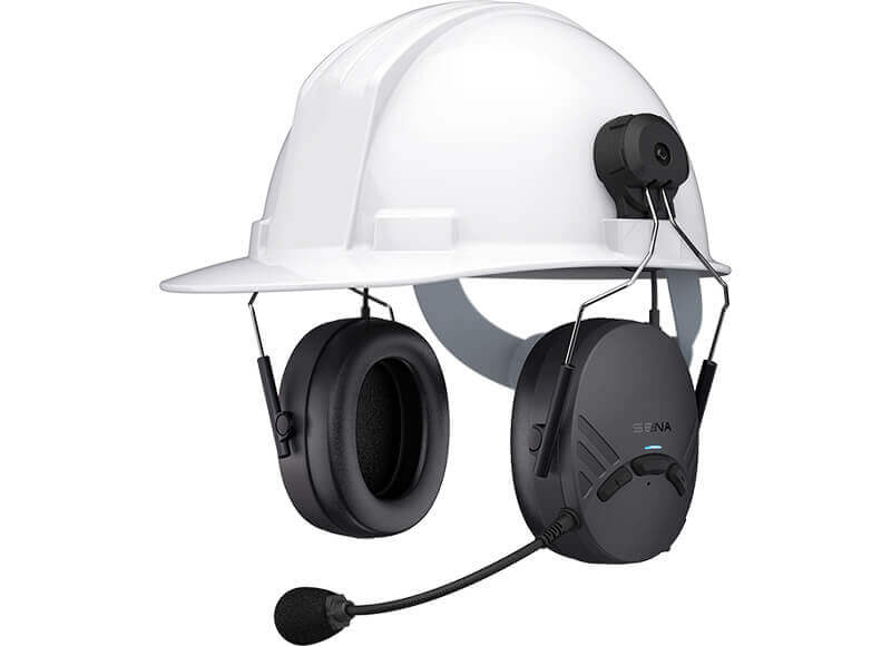 Tufftalk Lite Industrial Earmuff Long-Range Communication