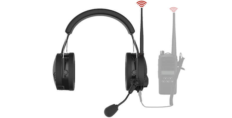 Tufftalk Radio Communication Device