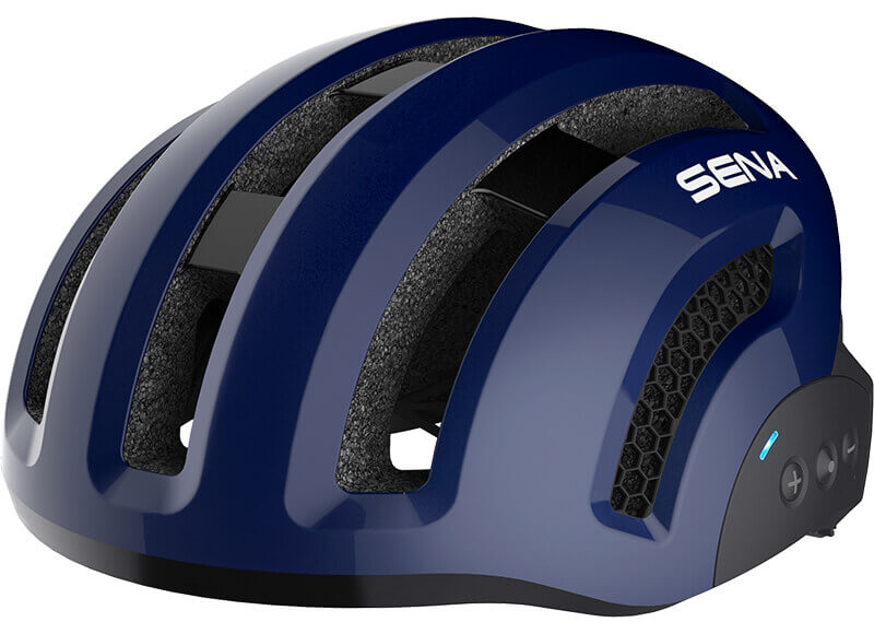 X1 Smart Cycling Helmet Blue