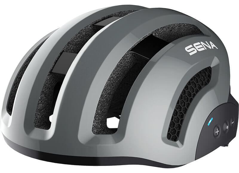 X1 Smart Cycling Helmet Grey