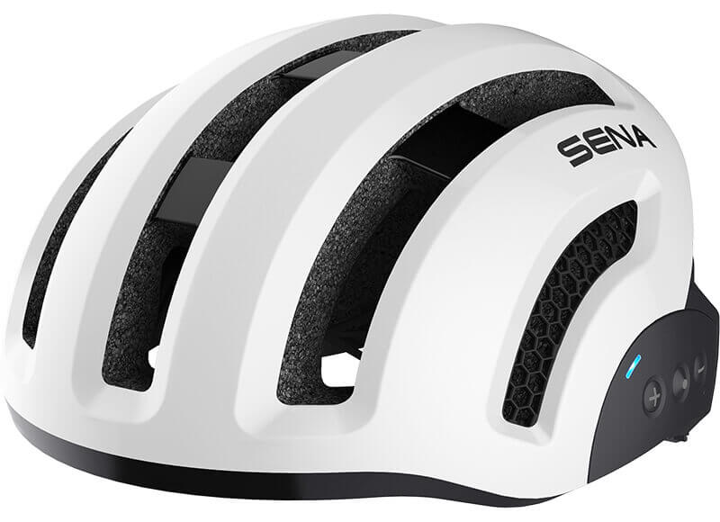 X1 Smart Cycling Helmet White